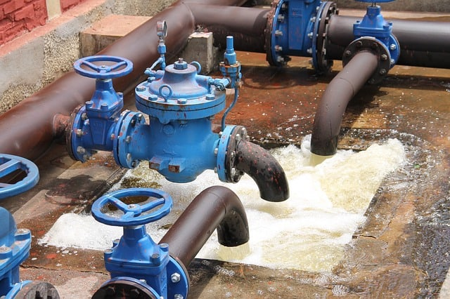 משאבות מים