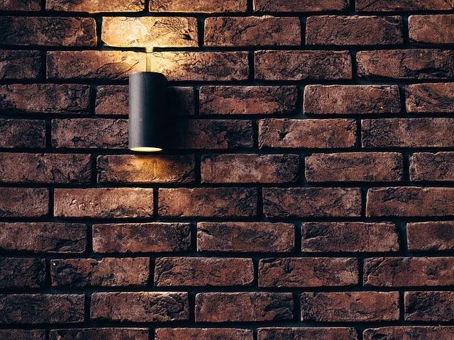 תאורה צמודי קיר