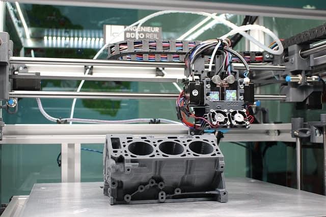 מדפסות 3D