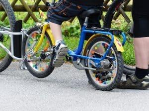 אופניים ראשונים