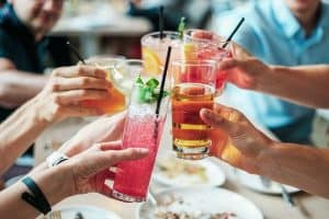 כמות אלכוהול מותרת בזמן נהיגה