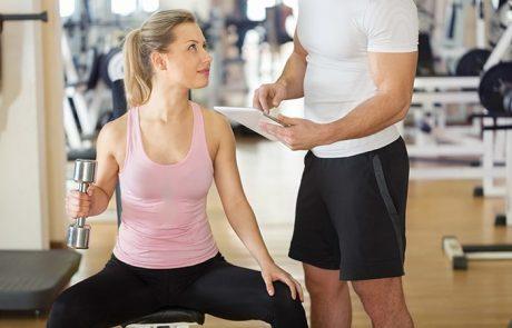 אימון כושר אישי – למה זה חשוב
