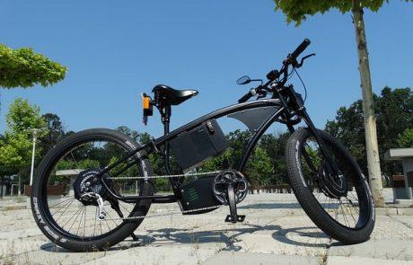 אופניים חשמליים בהוראת קבע