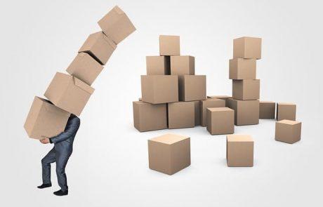 השכרת שירותי אחסון ואריזה למשרדים