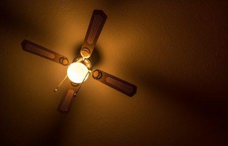 מאווררי תאורה: פתרונות תאורה ושליטה בטמפרטורת החדר