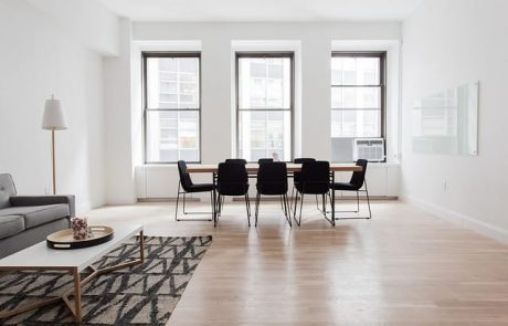 עיצוב דירות יוקרה מינימליסטי