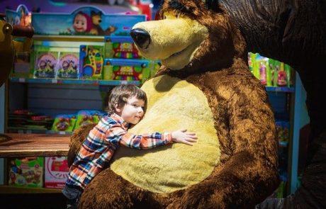 יתרונות של דובי ענק