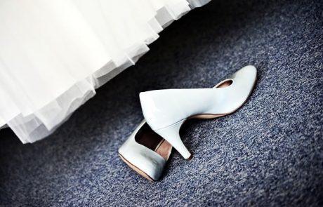 איך תדעי אילו נעלי כלה מתאימות לך