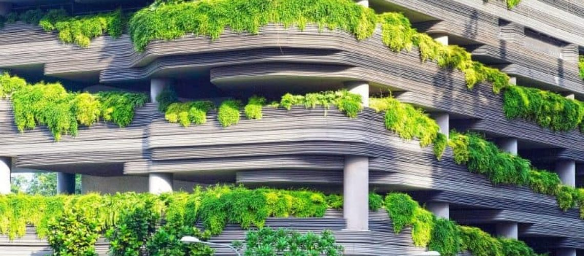 תכנון בנייה ירוקה