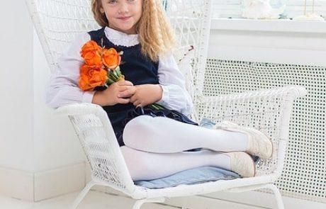 גרביונים מודפסים לילדות – חוש אופנה מגיל צעיר