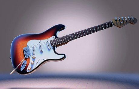 איך מחליפים מיתרים לגיטרה חשמלית?