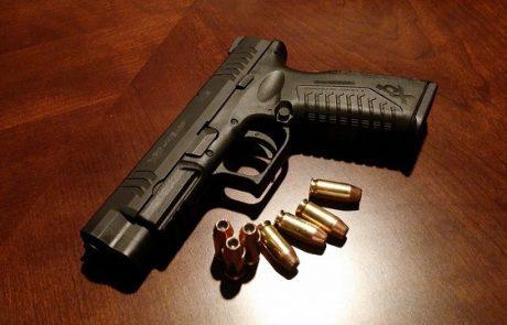 כספת ביתית לאקדח לפי התקן של משטרת ישראל