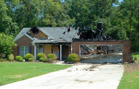 איך להתמודד עם נזקי שריפה בדירה?