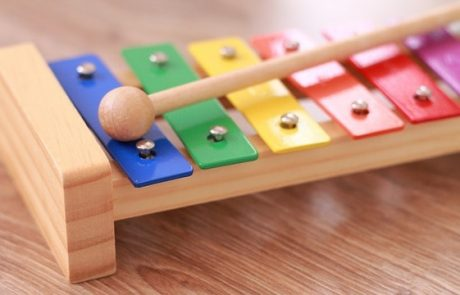 צעצועים מוזיקליים להתפתחות מוזיקלית לילדים