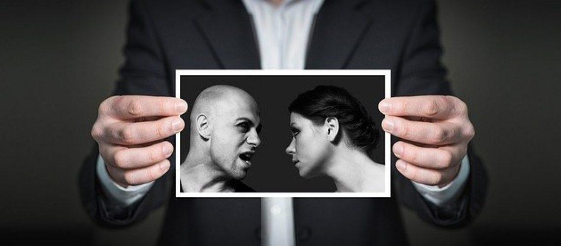 מריבות בזוגיות