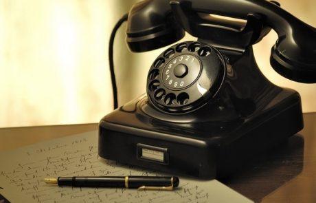 מדוע אתם חייבים גם טלפון קווי במשרד?