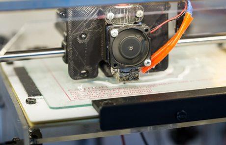 כיצד מדפסות תלת מימד משרתות מעצבים תעשייתיים