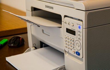 מדפסות מומלצות למשרד קטן