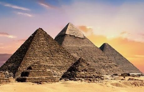טיול מאורגן למצריים – בדיוק פתחו פירמידה