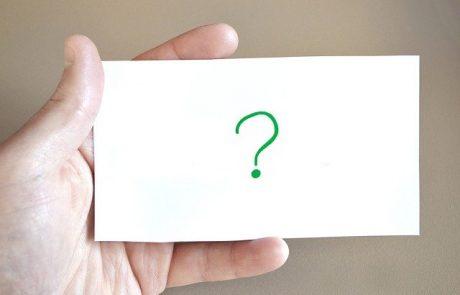 שאלות על החיים – יש מי שיקשיב