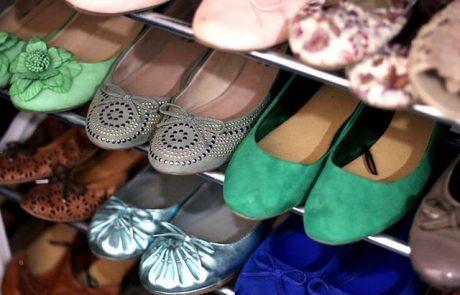 נעלי בלרינה שטוחות מתקפלות – איפה כדאי לקנות?