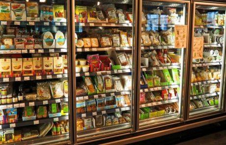 מוצרים שצריך לאחסן בחדרי קירור