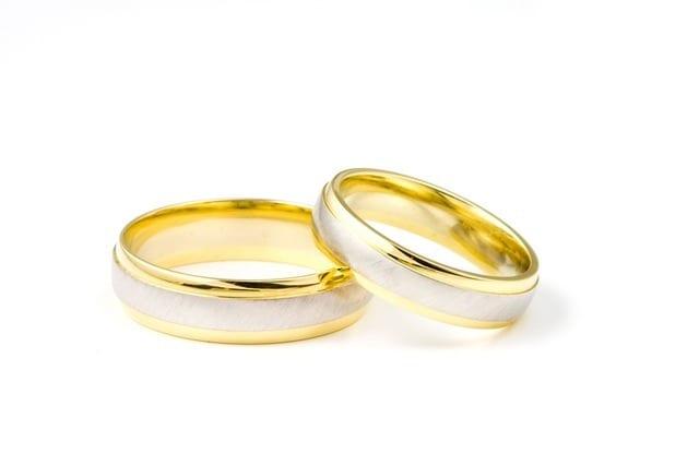 ההבדל בין זהב צהוב לזהב לבן
