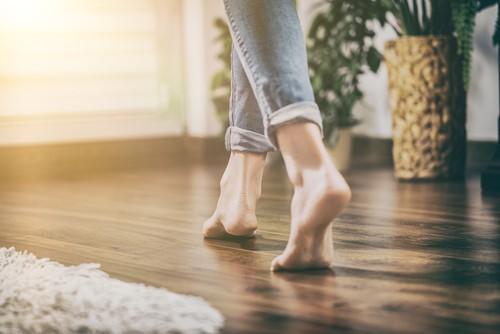 חמשת יתרונות חימום תת רצפתי
