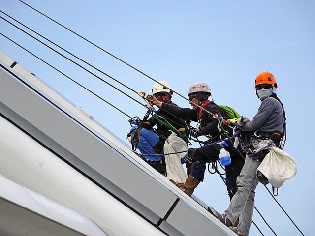 3 יתרונות בעבודות בגובה