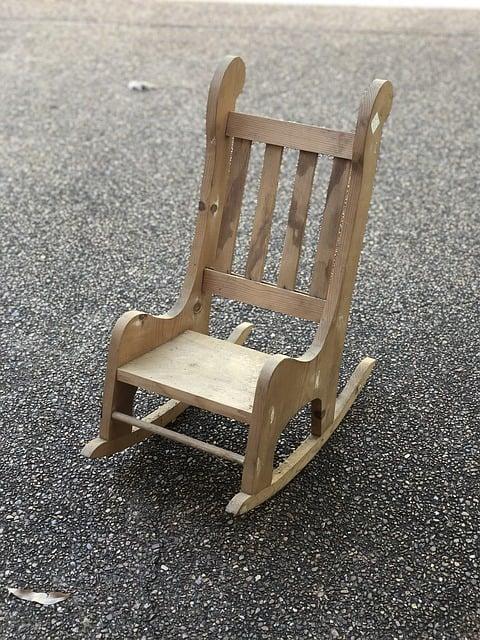 כסא נדנדה לילדים – משדרגים את הגינה